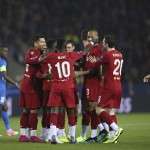 Champions League: Alex Oxlade-Chamberlain's brace inspires Liverpool to big win over Genk; Barcelona, Napoli clinch narrow victories