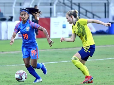 Sweden beat India 4-0 to clinch womens U-17 international tri-nation football tournament