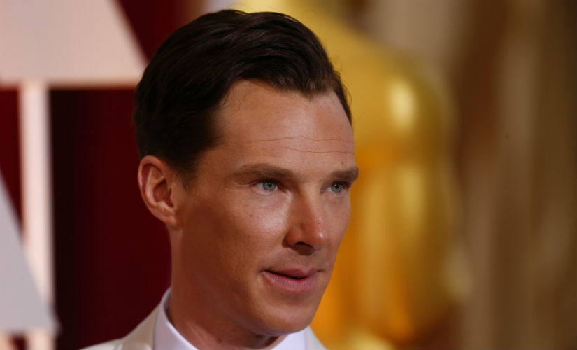 Benedict Cumberbatch to play Satan in BBC series Good Omens, reveals author Neil Gaiman