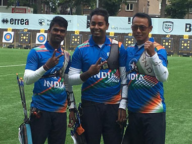 Eyes on Tokyo Olympics, Atanu Das leads revival of Indias recurve archery