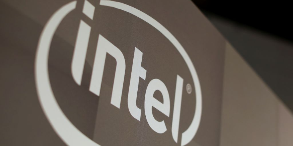 Intel logo. Image: Reuters