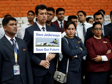 Jet Airways approaches airlines, e-commerce firms seeking jobs for the staff as uncertainty over its fate continues