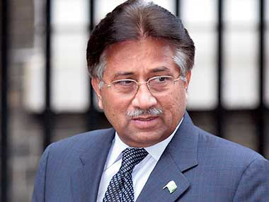 Pakistan special court says high treason trial of Pervez Musharraf to start on daily basis from 24 October