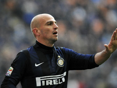 Former Inter Milan midfielder Esteban Cambiasso retires from football to focus on possible coaching career