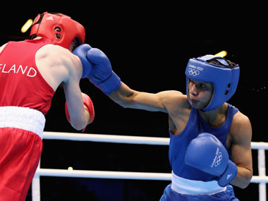 Indians Devendro and Gaurav clinch World Series of Boxing contracts