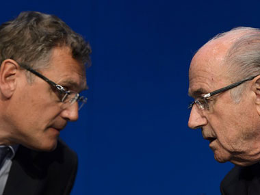 FIFA clean-up: Jerome Valcke, former right-hand man to Blatter, banned for 12 years