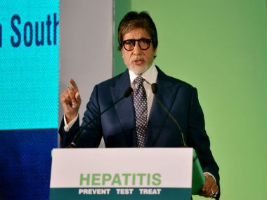 On Amitabh Bachchans birthday today, we revisit a major health cause he champions