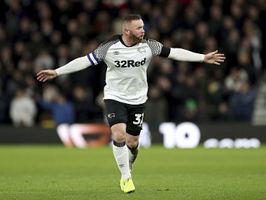 EFL Championship: Wayne Rooney impresses on debut as Derby County clinch victory over Barnsley