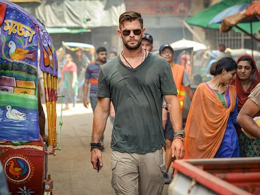 Chris Hemsworth is on a rescue mission in first look of Netflix's Russo Brothers film Extraction