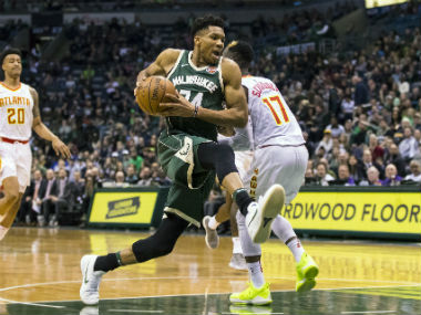 NBA: Milwaukee Bucks forward Giannis Antetokounmpo enters concussion protocol, will miss clash against Toronto Raptors