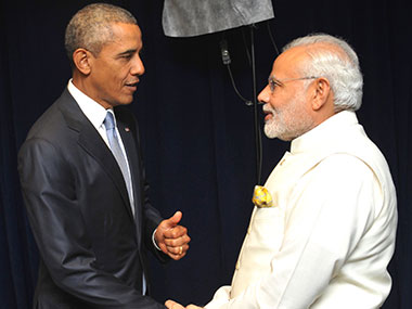 On sidelines of COP21 in Paris: Modi, Obama to discuss bilateral ties for record sixth time