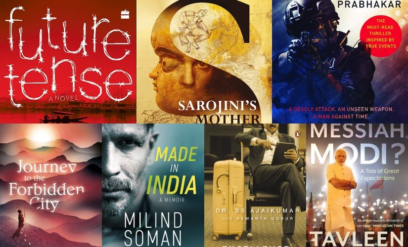 Books of the week: Our picks, from Sarojinis Mother by Kunal Basu to Future Tense, and Tavleen Singh's Messiah Modi?