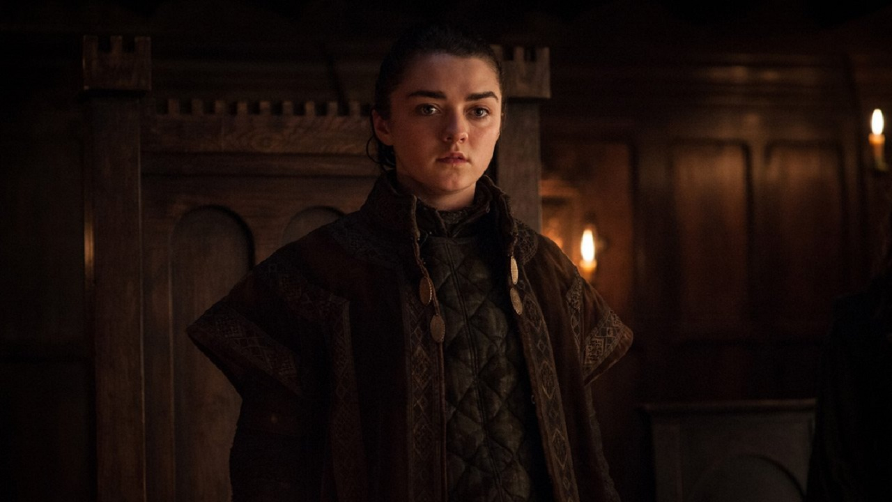 Game of Thrones: Maisie Williams teases details about Arya Starks last scene in upcoming final season