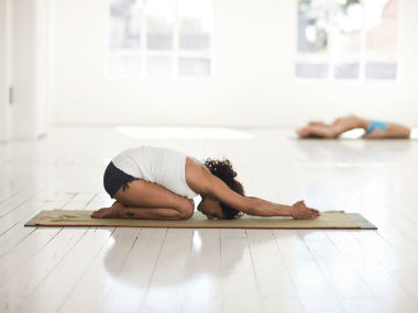 Stress busters: Six yoga poses to help you relax