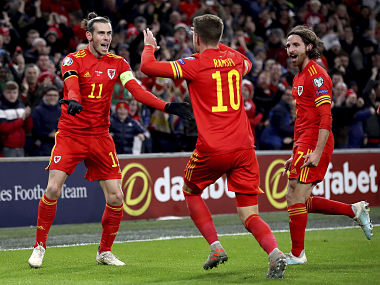 UEFA Euro 2020 Qualifiers: Aaron Ramseys brace against Hungary secures qualification for Wales; Germany, Netherlands clinch big wins
