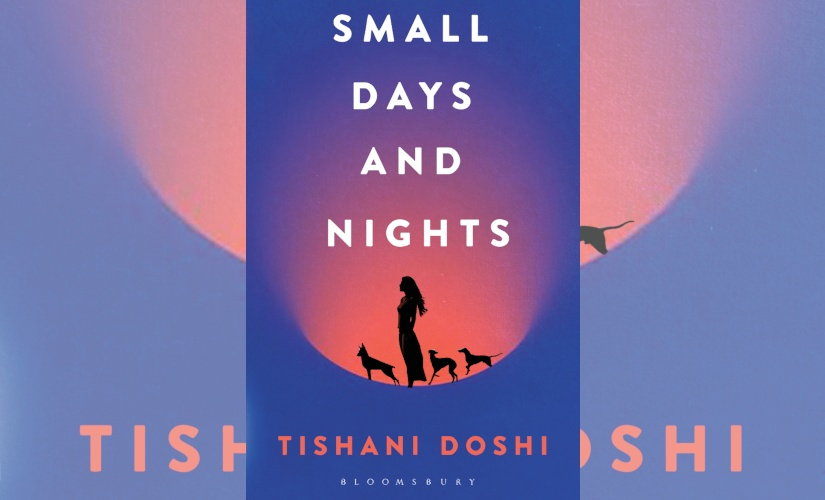 The cover of Small Days and Nights. Image courtesy of Bloomsbury