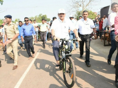 Even Manohar Parrikar is afraid of Goas roads: CM says he doesnt travel by scooter fearing accidents