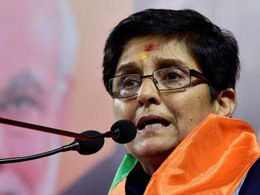 Puducherry L-G Kiran Bedi clarifies order linking free rice distribution with Swachh Bharat campaign after public outrage