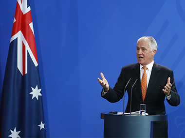 Australian PM Turnbull assures Modi of his countrys support to Indias NSG bid