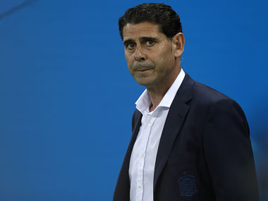 FIFA World Cup 2018: Spain face tough challenge to reach knockout stage, says coach Fernando Hierro