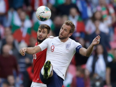 Euro 2020 Qualifiers: Englands flourishing forwards leave Gareth Southgate spoiled for choice