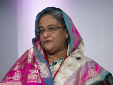 Sheikh Hasina meets Manmohan Singh, Sonia Gandhi in Delhi; Congress chief to visit Bangladesh on 50th liberation anniversary