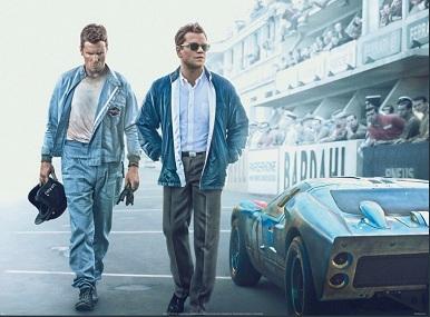 Ford vs Ferrari new trailer: Christian Bale, Matt Damon set pulses racing as they try to win Le Mans '66