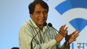 Preparing incentive package for exporters to address their woes : Commerce minister Suresh Prabhu