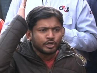 JNU sedition case: Delhi court grants police two months to get sanction to prosecute Kanhaiya Kumar, others