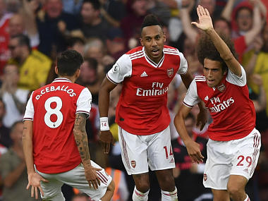 Premier League: Arsenal fight back from two goals down to salvage a point against Tottenham in North London derby