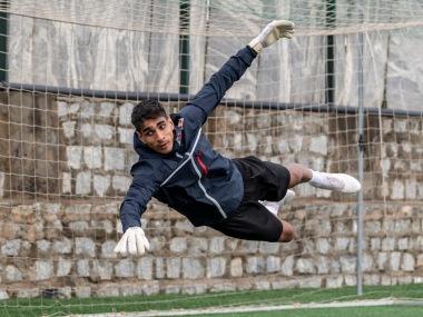 National team goalkeeper Gurpreet Singh Sandhu hopes Arjuna Award win will serve as an inspiration to Indian footballers