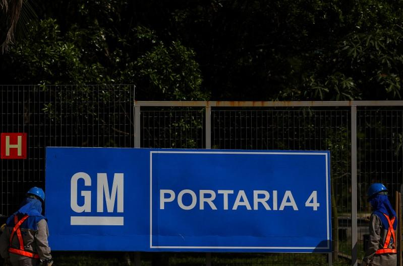Facing losses in Brazil, GM turns to Sao Paulo state for tax breaks