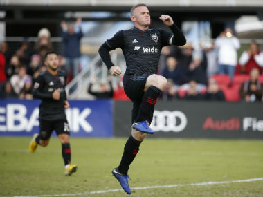 Major League Soccer: Wayne Rooney scores twice as DC United secure place in playoffs with win over New York City FC