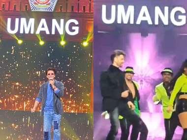 Umang 2020: Shah Rukh Khan, Hrithik Roshan perform at Mumbai Police's annual cultural event