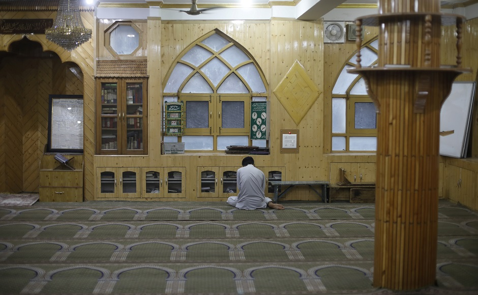 The authorities have been imposing restrictions in vulnerable areas of the Valley every Friday, apprehending that vested interests might exploit the large gatherings at big mosques and shrines to fuel protests. Reuters