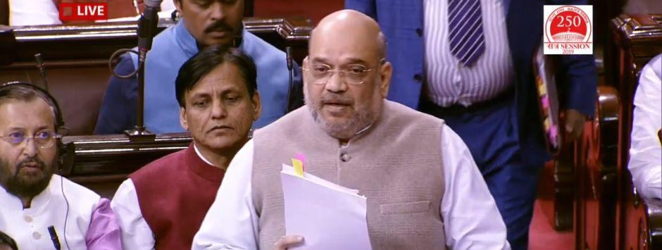 Parliament LIVE Updates: Do you want Muslims in Pakistan to be granted Indian citizenship, Amit Shah asks Rajya Sabha as Treasury Benches applaud