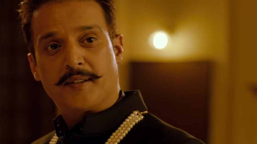 Jimmy Sheirgill in a still from Saheb Biwi Aur Gangster 3. YouTube
