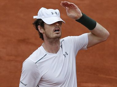 13 days ago, I wouldve signed up to finish second: French Open finalist Andy Murray