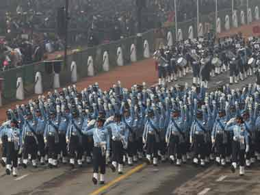 Republic Day parade offers citizens only chance to thank soldiers, theres no need to demilitarise it