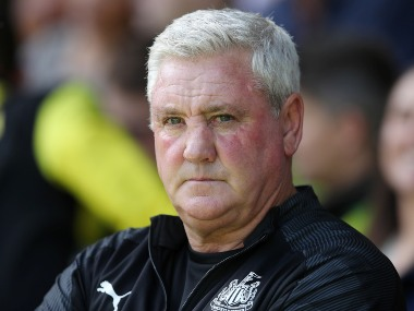 Premier League: Newcastle United boss Steve Bruce ready to take criticism following back-to-back defeats