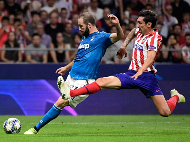 La Liga: Atletico Madrids Stefan Savic faces spell on sidelines after injuring thigh on international duty