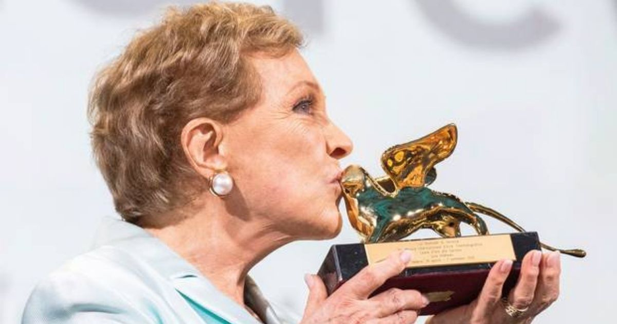 Venice Film Festival 2019 day 6 roundup: Julie Andrews wins Golden Lion for Lifetime Achievement