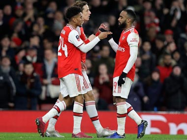 FA Cup: Arsenal beat Leeds to set up fourth-round Bournemouth clash; Manchester City, Liverpool to face lower-tier teams