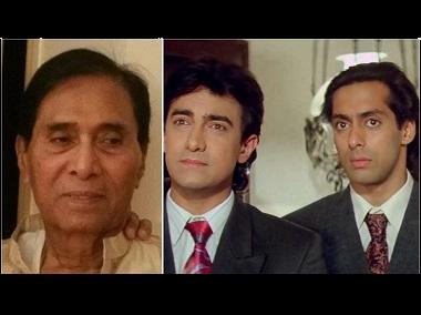 Andaz Apna Apna producer Vinay Sinha passes away; Salman Khan, Aamir Khan tweet condolences