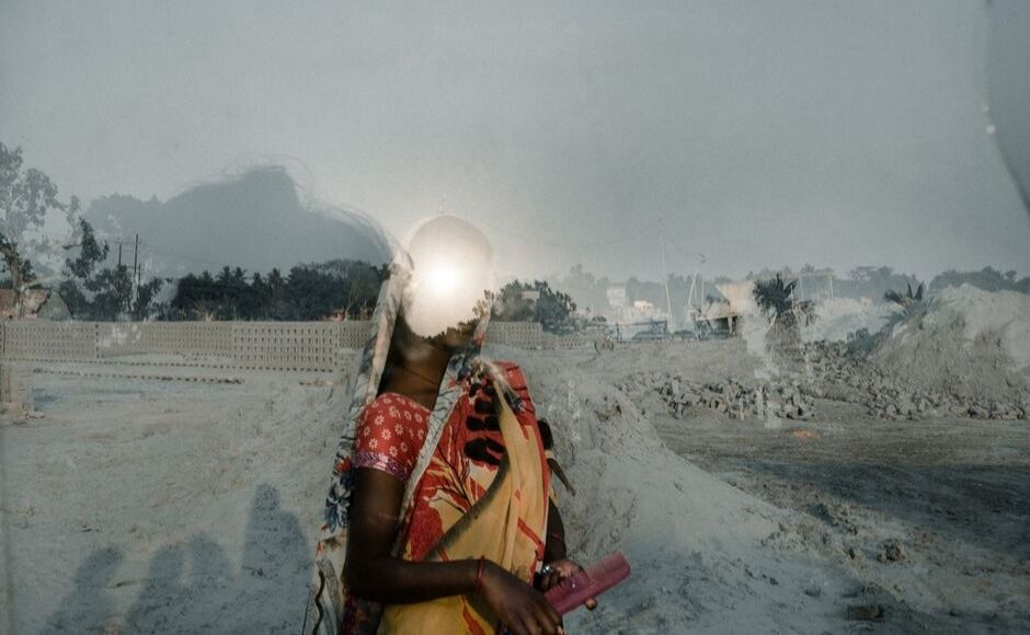 Conflict between Evolution and Extinction – A Story of Women Workers at Brick Kiln[s] in India. Photo by Sutapa Roy.