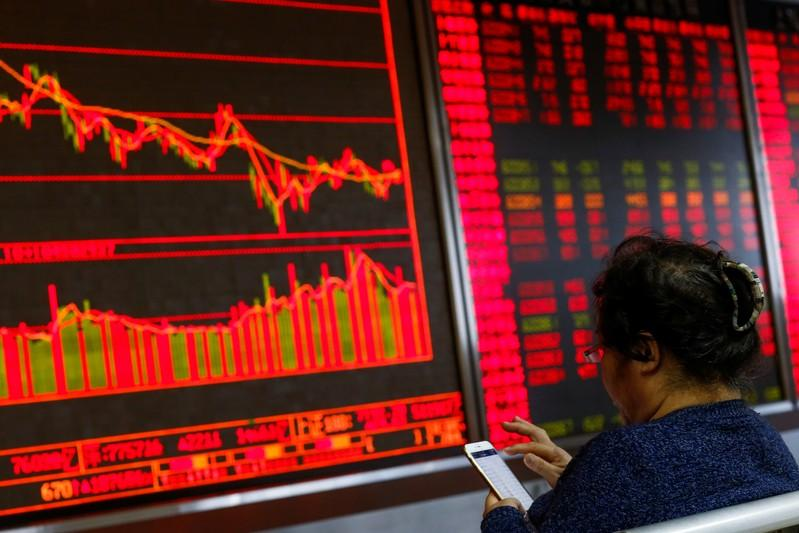 Global Markets - Stocks rally on trade hopes, dollar has first weekly gain of 2019