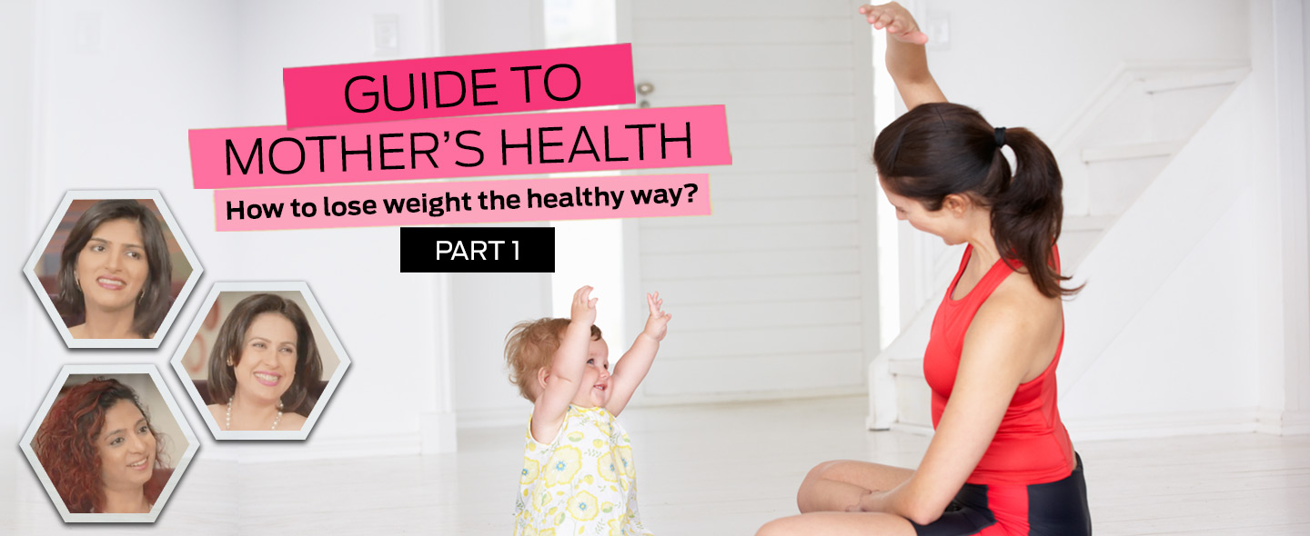 9 Months Episode 4 Part 1 | Guide to mother's health: How to lose weight the healthy way?