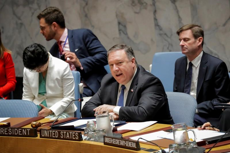 At U.N., U.S. at odds with China, Russia over North Korea sanctions