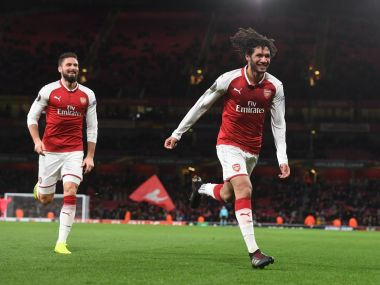 Premier League: Egyptian midfielder Mohamed Elneny signs new long-term contract with Arsenal