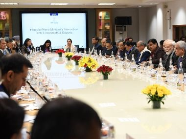 Ahead of Budget 2020, Narendra Modi, Amit Shah meet economists, experts at NITI Aayog; discuss steps to revive growth